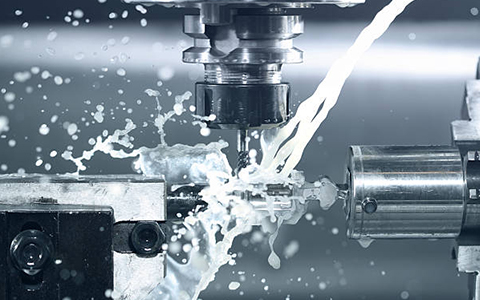CNC machining and processing machines